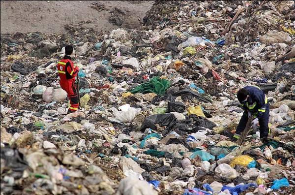 مشکلات کیسه های پلاستیکی