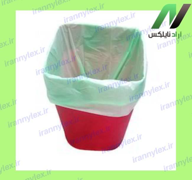 پلاستیک زباله تجزیه پذیر