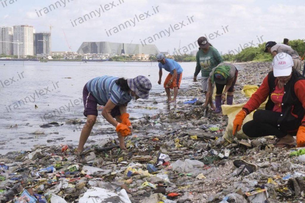 مشکلات پلاستیک برای اقیانوس