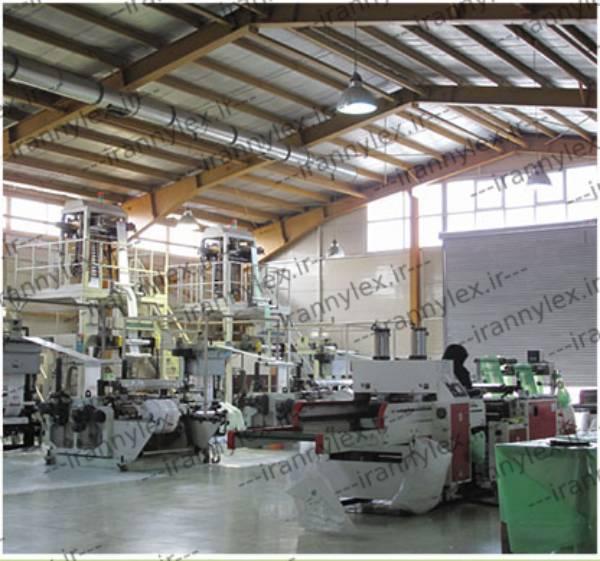 کارخانجات تولید کننده نایلکس در کشور