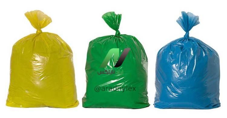 تولید نایلکس زباله
